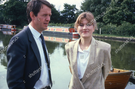 Editorial picture of 'Inspector Morse' Series 3 - The Last Enemy. TV Programme - 1989