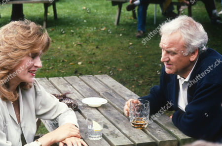 Editorial image of 'Inspector Morse' Series 3 - The Last Enemy. TV Programme - 1989