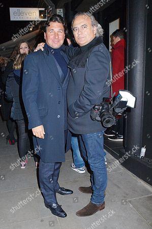 Stock Picture of Giorgio Veron and Dave Benett