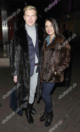 Henry Conway and Katya Virshilas