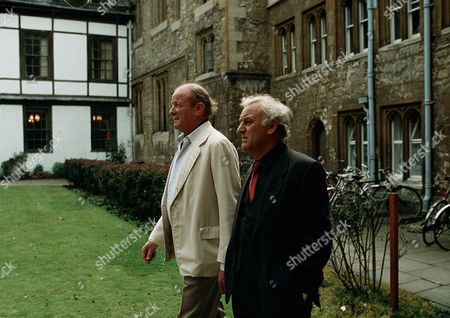 Frederick Treves as Dean of Lonsdale College and John Thaw as Chief Inspector Morse