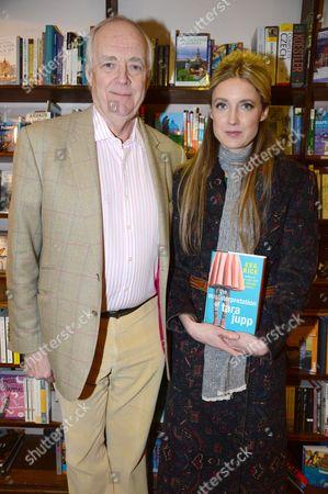 Tim Rice and Eva Rice