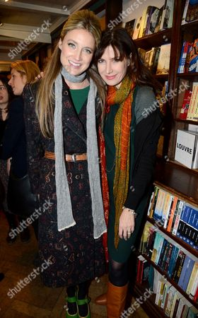 Eva Rice and Ronni Ancona