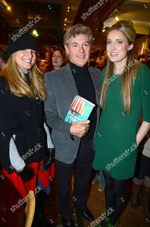 Editorial picture of Eva Rice's 'The Misinterpretation of Tara Jupp' book launch, London, Britain - 16 Jan 2013