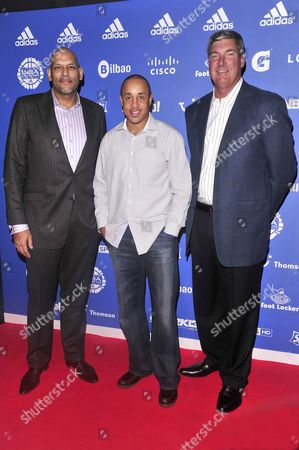 Editorial image of NBA London Live Party Presented By Adidas, London, Britain - 16 Jan 2013