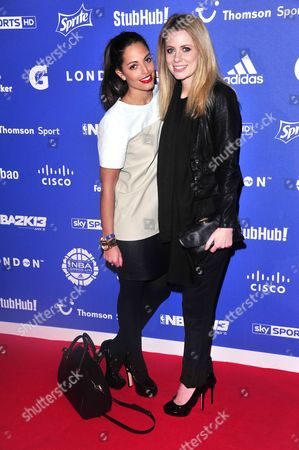 Editorial picture of NBA London Live Party Presented By Adidas, London, Britain - 16 Jan 2013