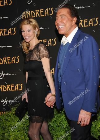Editorial photo of Andrea's restaurant grand opening at Encore, Las Vegas, America - 16 Jan 2013