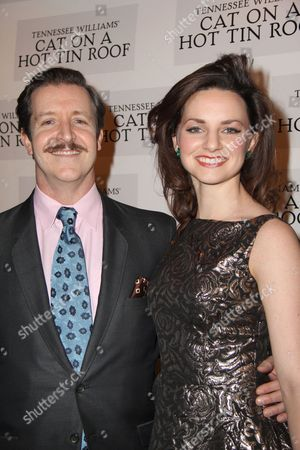 Editorial photo of 'Cat On A Hot Tin Roof' play opening night, New York, America - 17 Jan 2013