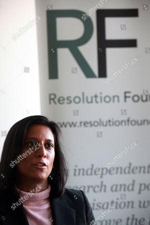 Stock Image of Vidhya Alakeson