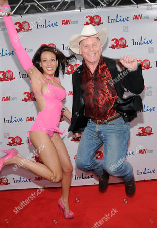 Editorial photo of Adult Video News Awards, Las Vegas, America - 19 Jan 2013