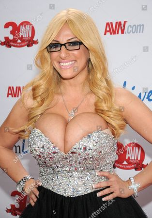 Editorial photo of Adult Video News Awards, Las Vegas, America - 19 Jan 2013