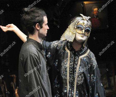 Tom Sturridge as Robin, Maureen Beattie as Lily