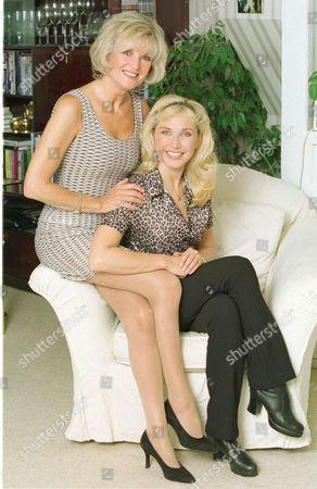 Editorial image of Singer Lynn Paul And Sister Nikki Belsher.