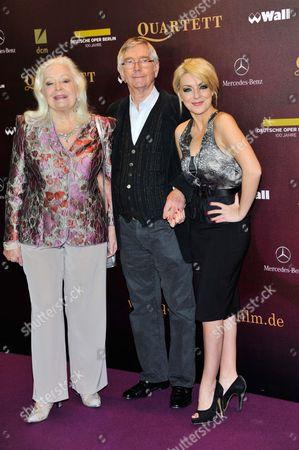 Stock Photo of Gwyneth Jones, Tom Courtenay and Sheridan Smith