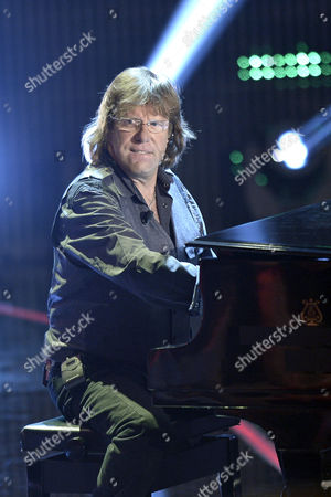 Stock Image of Keith Emerson