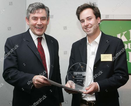 James Murray Wells. Daily Mail Enterprising Young Brits Awards. Pic Shows: James Murray Wells 22 With Gordon Brown. Background: Former Pupil At Harrow Lives In Malmesbury Wiltshire With His Parents. Company: Glasses Direct Sells Prescription Glasses Directly To Consumers Over The Internet. James Was A University Student In Bristol When He Was Shocked By The Cost Of Prescription Glasses. He Found They Could Be Made For As Little As A7 A Pair And Launched A Website In 2004. Now Employs A Staff Of 17 And Has A Turnover Of A1.3million. James Said:.