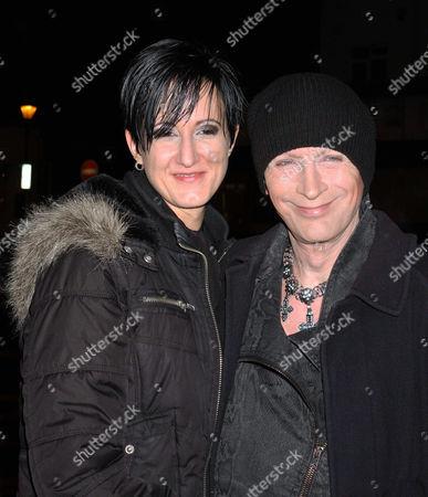 Stock Picture of Sabrina von Graf and Richard O'Brien