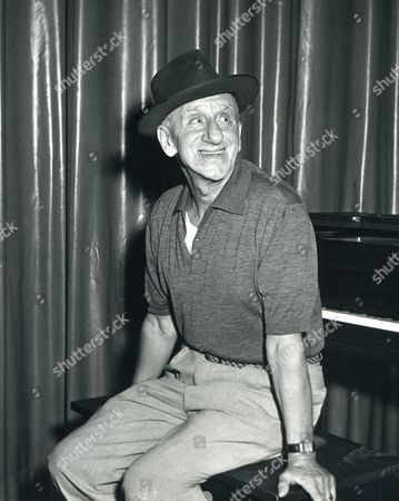 July 11, 1957 -- Entertainer Jimmy Durante