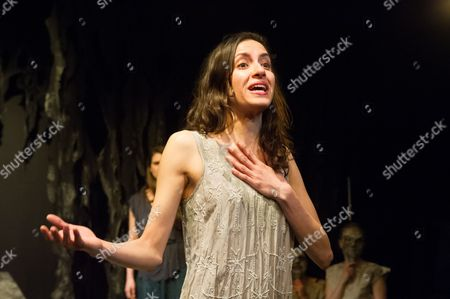 Stock Picture of 'The Trojan Women' - Avita Jay (Polyxena)