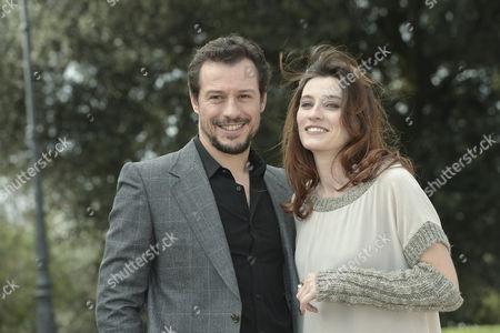 Editorial photo of 'Il clan dei camorristi' TV series photocall, Rome, Italy - 22 Jan 2013