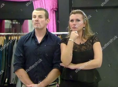Ryan Moloney and Tricia Penrose