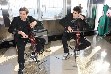 2Cellos - Luka Sulic and Stjepan Hauser