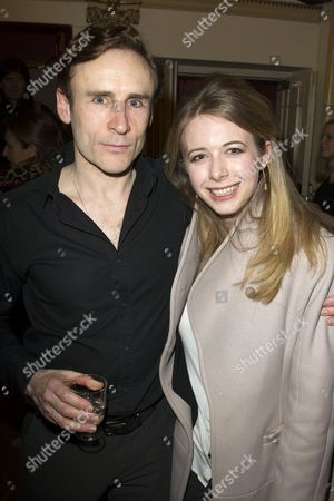 Editorial photo of 'The Judas Kiss' play press night after party, London, Britain - 22 Jan 2013