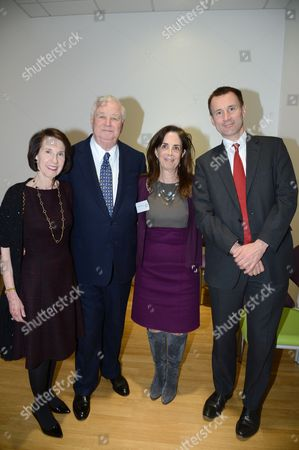 Editorial photo of The Opening of The Second Half Centre, St Charles Centre for Health and Wellbeing, London, Britain - 22 Jan 2013