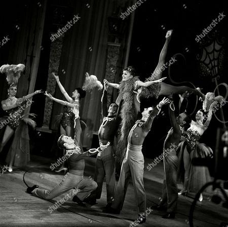 Kay Starr and Palladium Dancers