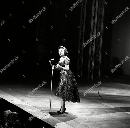 Editorial picture of 'Sunday Night at the London Palladium' TV Programme - 27 Sep 1959