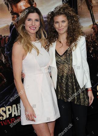 Viva Bianca & AnnaLynne McCord