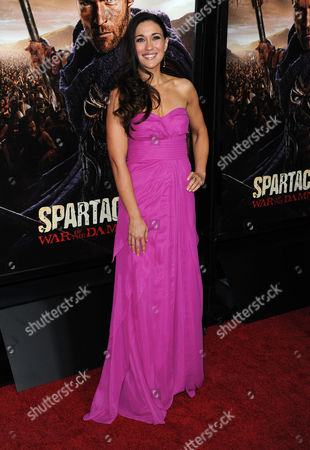 Editorial picture of 'Spartacus: War of the Damned', TV series premiere, Los Angeles, America - 22 Jan 2013