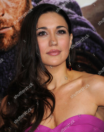 Editorial image of 'Spartacus: War of the Damned', TV series premiere, Los Angeles, America - 22 Jan 2013