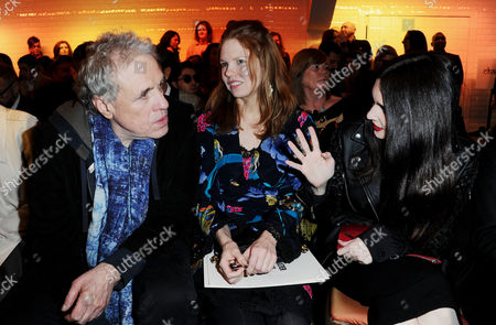 Abel Ferrara, Shanyn Leigh and Paz Vega