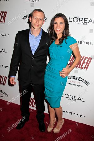 Micah Hauptman and Annika Marks