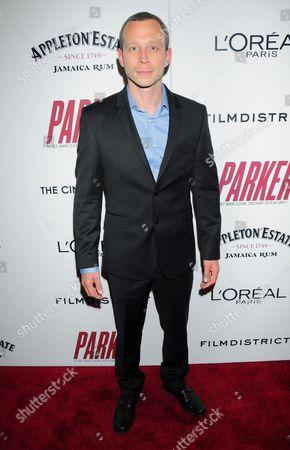 Editorial image of 'Parker' Cinema Society film screening, New York, America - 23 Jan 2013