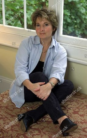 Television Presenter Triona Holden.