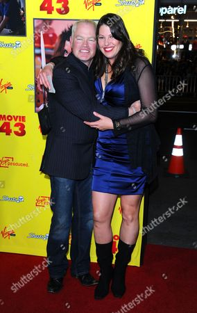 Stock Image of Neal McDonough and Ruve Robertson