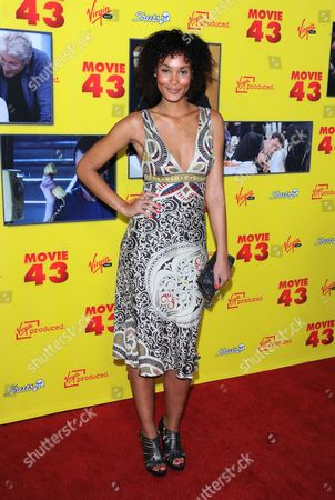 Editorial image of 'Movie 43' film premiere, Los Angeles, America - 23 Jan 2013