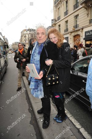 Editorial photo of Jean Paul Gaultier show, Haute Couture Spring Summer 2013, Paris Fashion Week, France - 23 Jan 2013