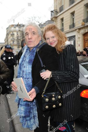 Editorial picture of Jean Paul Gaultier show, Haute Couture Spring Summer 2013, Paris Fashion Week, France - 23 Jan 2013
