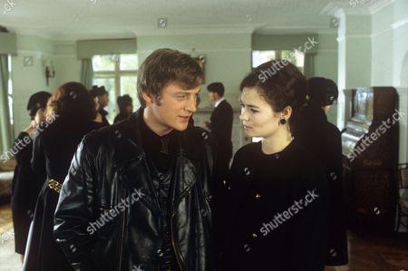 Cast, Colin Buchanan and Jayne Ashbourne