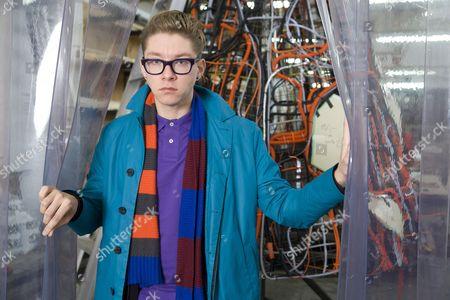 Editorial picture of Gary Card, Sydenham, London, Britain - 19 Nov 2012