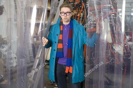 Editorial image of Gary Card, Sydenham, London, Britain - 19 Nov 2012