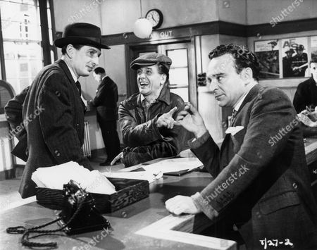 Stock Image of Terence Longdon, Bill Owen and Kenneth Connor