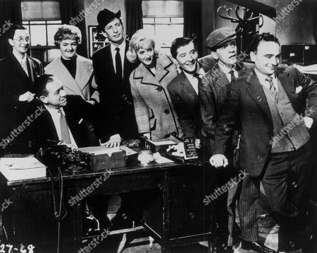Editorial picture of 'Carry on Regardless' - 1961