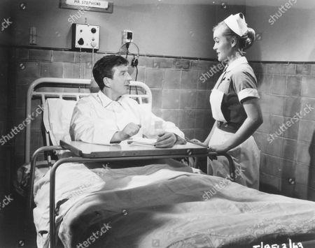 Terence Longdon, Shirley Eaton