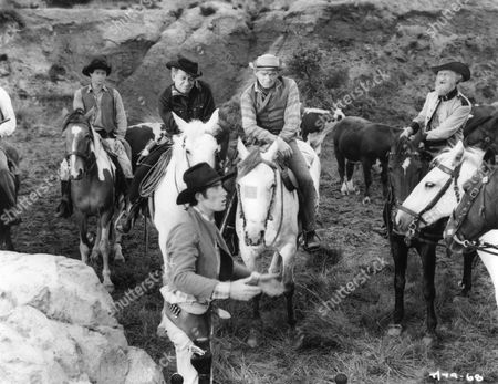 Editorial picture of 'Carry on Cowboy' - 1966