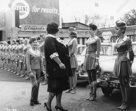 Editorial picture of 'Carry on Cabby' - 1963