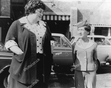 Hattie Jacques and Esma Cannon